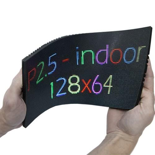 Painel de LED Flexível